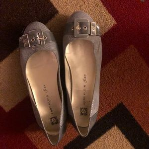 Anne Klein iflex grey women shoe